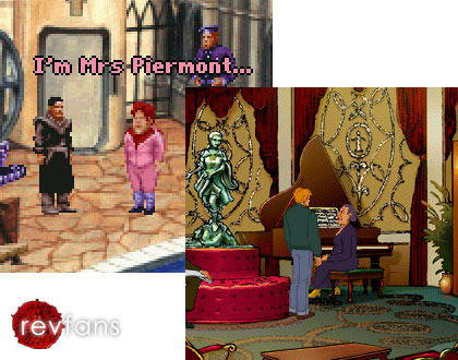 Broken Sword 1 Easter Egg
