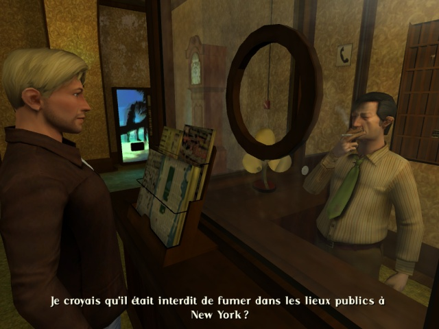 Broken Sword Rus :: Сломанный меч :: The Angel of Death :: Ангел Смерт